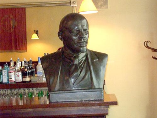 der gute alte Lenin