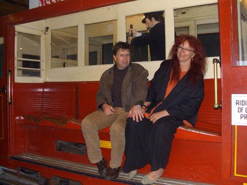 Olaf und Steffi