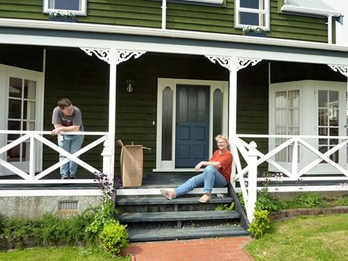 unser Haus!!!