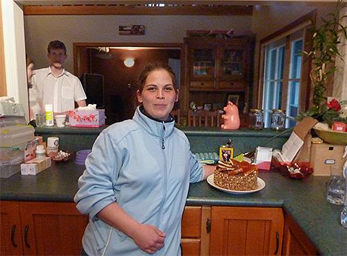lecker Torte