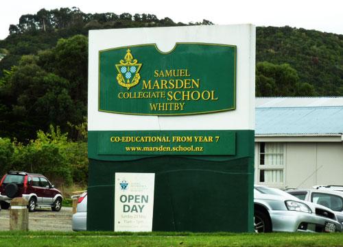 Marsden College