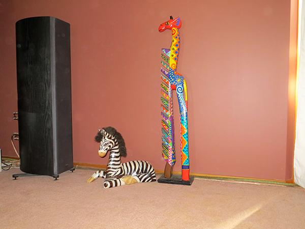 ein Zebra!
