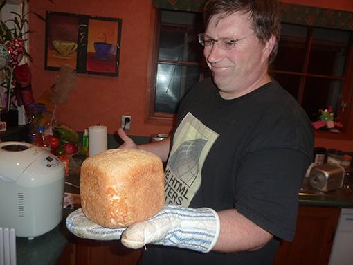 Brot: Marke Eigenbau