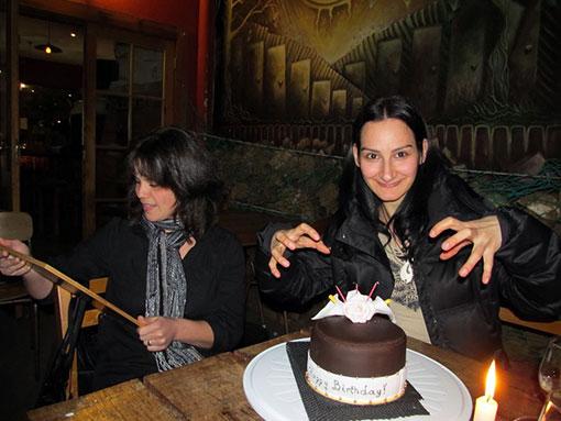 Yanitsa's Birthday